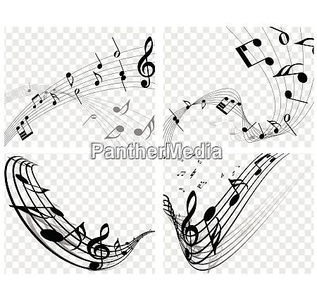 disegni musicali disegni musicali con elementi