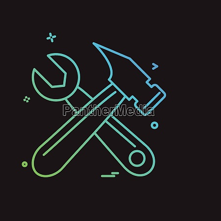 labour day icon design vector