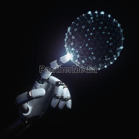 scienza tecnologia cybernetic evolution
