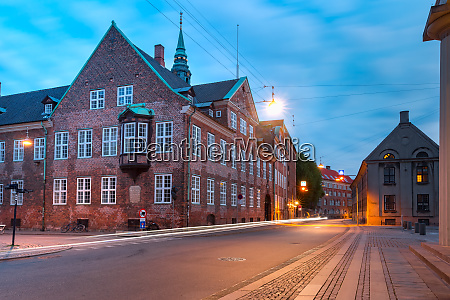 bishops house in copenhagen denmark