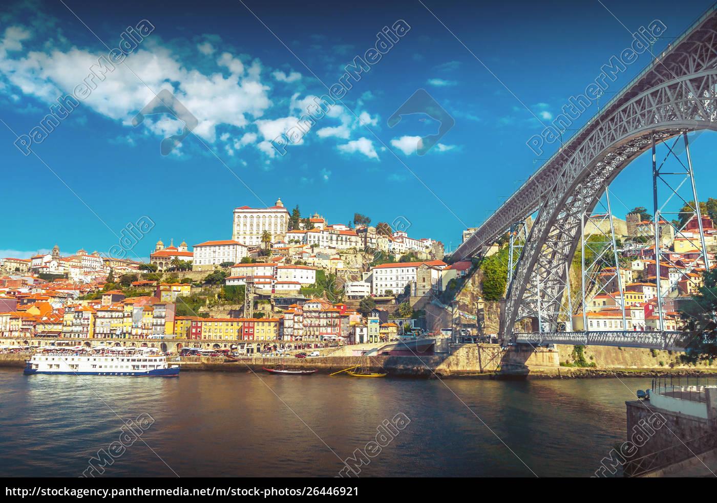 the, iron, bridge, ponte, dom, luís - 26446921
