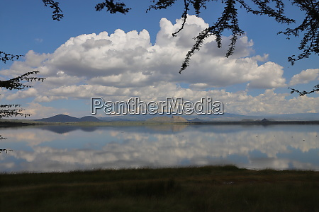 lake elmenteita in the great rift