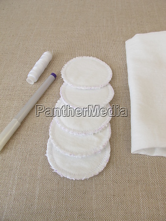 batuffoli di cotone giri di cotone