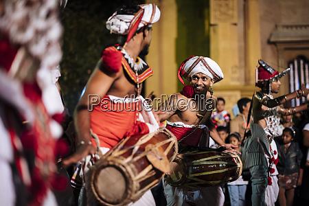 duruthu, perahera, full, moon, celebrazioni, al - 27064531
