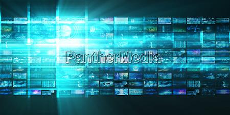 multimediale digitale