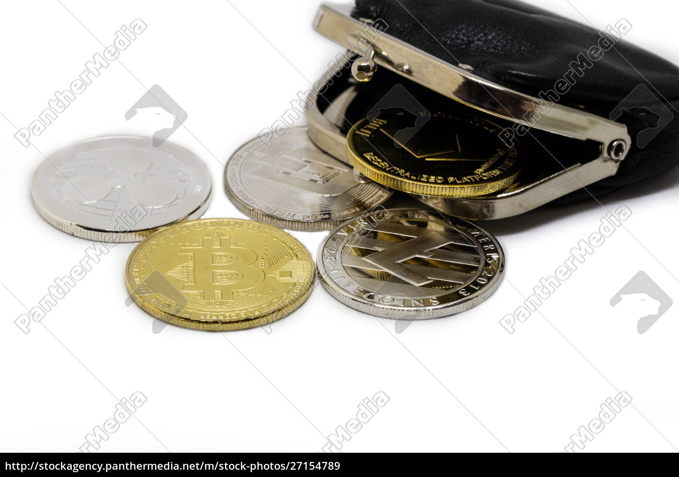 stack, of, cryptocurrenciesm, bitcoin, and, altcoin - 27154789
