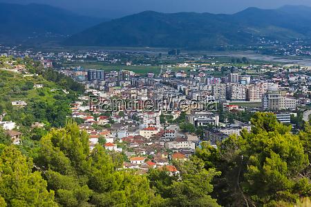 berat old town unesco world heritage