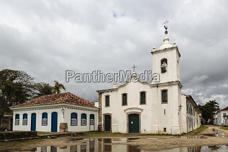 south america brazil paraty colonial era