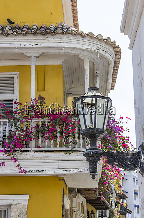 charming old world balconies in the