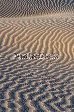 usa california abstract lines on desert