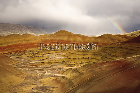 usa oregon john day fossil beds