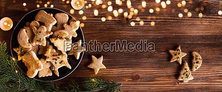 biscotti deliziosi per natale