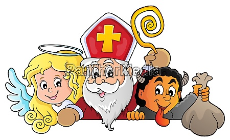 saint nicholas day topic image 1