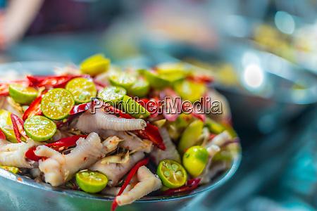 il, cibo, tradizionale, vietnamita, di, strada - 27420174