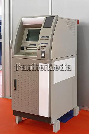 bancomat stand alone