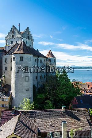 castello di mersburg baden wuerttemberg germania