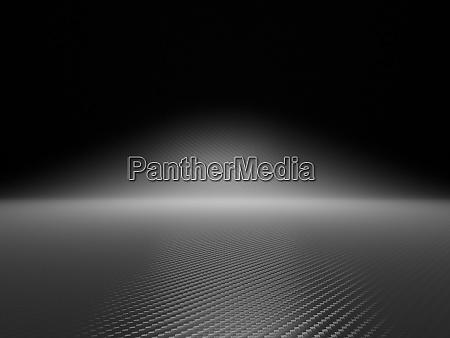 3d rendering image of carbon fiber