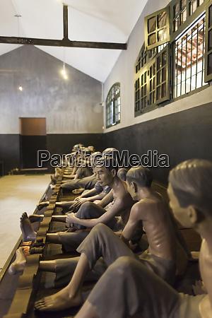 vietnam hanoi hoa lo prison museum