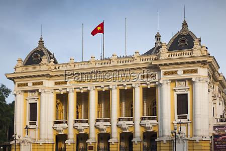 vietnam hanoi hanoi opera house