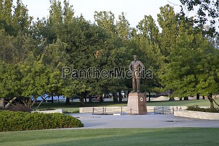 united states kansas abilene a monument