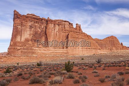 usa, , utah, , moab, , arches, national, park. - 27712476