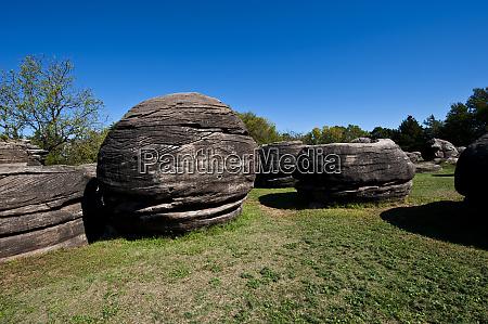 usa kansas minneapolis rock city park