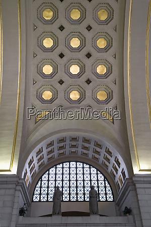 usa washington dc view of ceiling