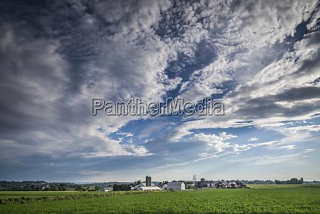 stati uniti pennsylvania strasburgo fattoria