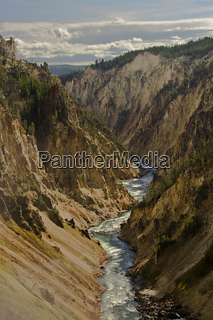 yellowstone river grand canyon of the