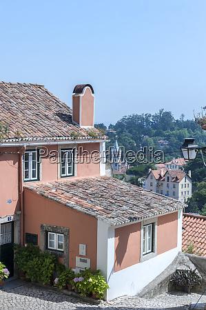 europa portogallo sintra casa tradizionale
