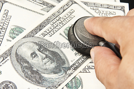 examination, of, the, us, dollars - 28083496