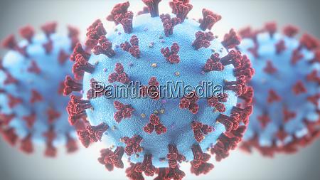 mutazione virus infezioni respiratorie coronavirus