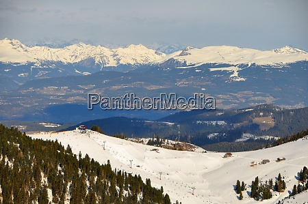 skiing, insouthern, tyrol - 28117247