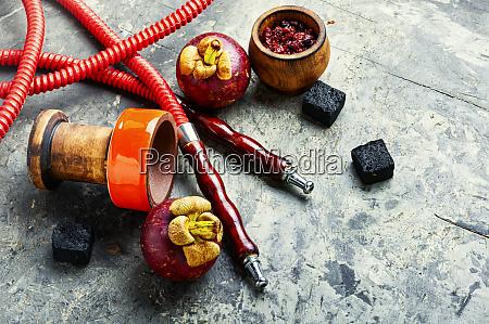 mangosteen sapore shisha