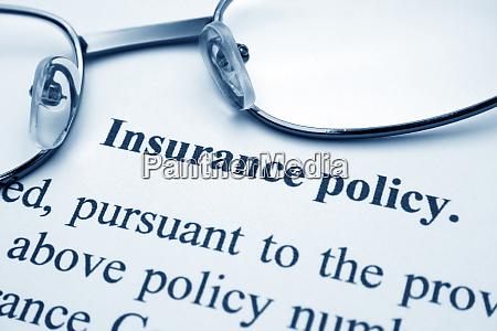 polizza assicurativa