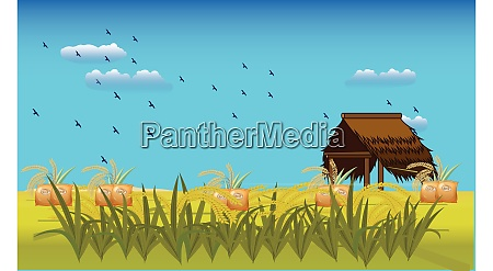a, home, in, a, farm, away - 28581699