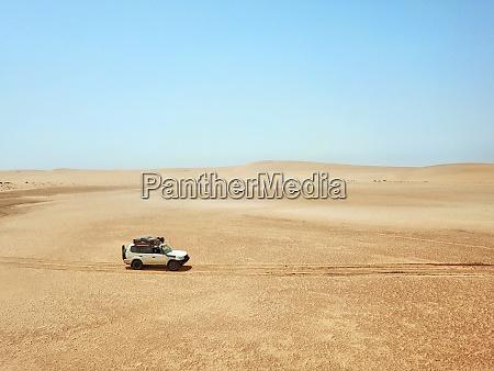 mauritania parco nazionale banc darguin vista