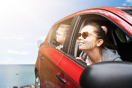 vacanze in famiglia in auto