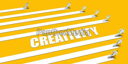 concetto di creativita