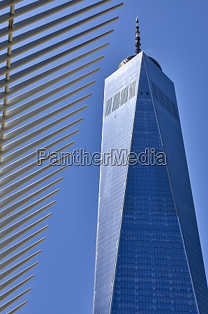 one world trade center a new