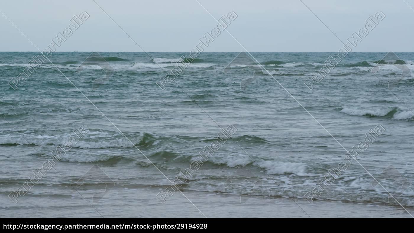 sea, ocean, water, wave, on, beach - 29194928