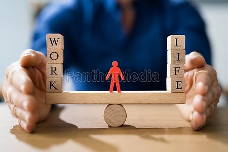 scelta dellequilibrio tra vita professionale e