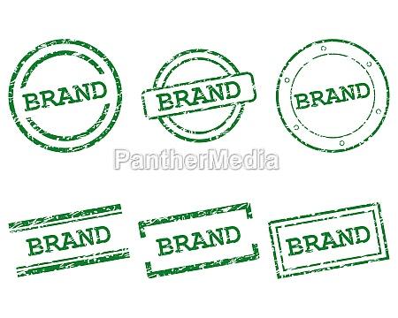 francobolli, di, marca - 29577735