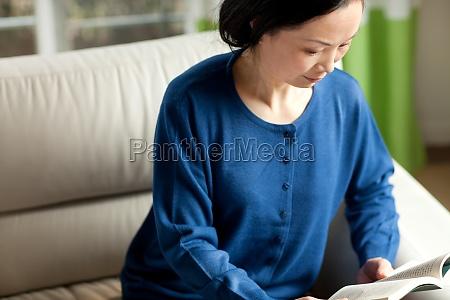 seniors, read, 60, +, asians, indoor - 29745097