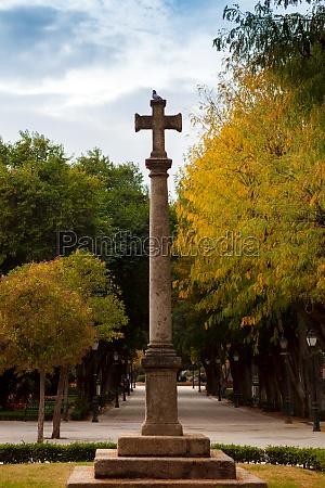cross of the fallen